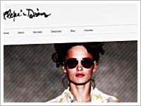 View our recent wordpress design work for Alexis Dizon.