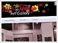 View our recent wordpress design work for Heather Roddy Gallery.