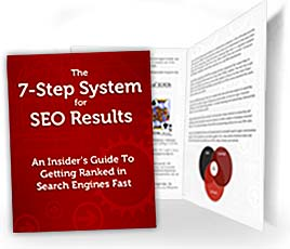The 7-Step System for SEO Success.