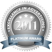2011 Excellence Award for WordPress Design.