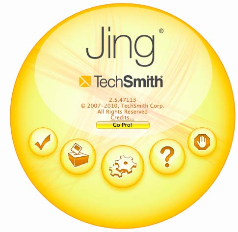 Use Jing to clearly communicate with coworkers.
