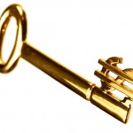 bigstockphoto_Gold_Dollar_Key_541446