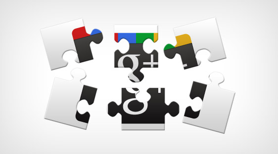 Google+ application for SEO.