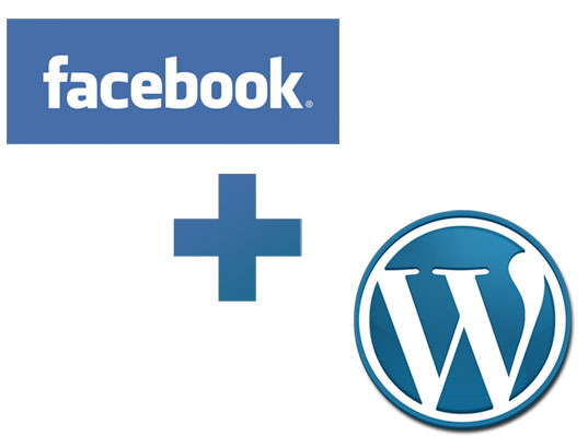 How to integrate Facebook with WordPress